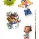 2013 GARBAGE PAIL KIDS BRAND NEW SERIES 3 (BNS3) STICKER SCENE CARD #1