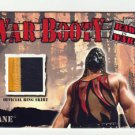 "2001 Fleer WWF Raw Is War Booty ""KANE"" Rink Skirt Relic Card,  VERY RARE!!"