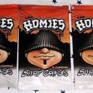 "2004 Homies ""The Baddest on the Block"" Trading Cards LOT OF 3 SEALED PACKS NEW!"
