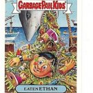 "2004 GARBAGE PAIL KIDS ALL NEW SERIES 2 {ANS2} ""EATEN ETHAN"" #3a STICKER CARD"