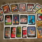 2013 WACKY PACKAGES ANS11 COMPLETE INSERT SETS-RUDE FOOD & COMING DESTRACTIONS