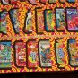 2014 WACKY PACKAGES SERIES 1 COMPLETE VARIATION INSERT 55 STICKER SET