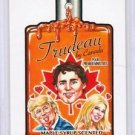 "2017 WACKY PACKAGES/GPK TRUMPOCRACY 1ST 100 DAYS ""TRUDEAU by CANADA COLOGNE"""