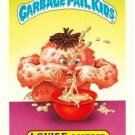 "1987 GARBAGE PAIL KIDS ORIGINAL 7TH SERIES ""LOUISE SQUEEZE"" #253b STICKER CARD"