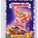 "2016 GARBAGE PAIL KIDS AMERICAN APPLE PIE GPK GOLD DUST ""BRAWLING BARB"" 39/50"