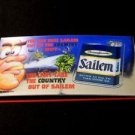 "2013 WACKY PACKAGES CHROME SERIES 1 ""SAILEM CIGARETTES"" #31 WACKY AD CARD"