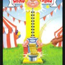 "2015 GARBAGE PAIL KIDS SERIES 1 BLACK BORDER ""COUNTY FERRIS"" #15a STICKER CARD"