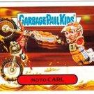 "2006 GARBAGE PAIL KIDS ALL NEW SERIES 5 {ANS5} ""MOTO CARL"" #21b STICKER CARD"