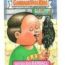 "1987 GARBAGE PAIL KIDS ORIGINAL 10TH SERIES ""RAT-SUCKER RANDALL"" #408b STICKER"