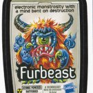"2014 WACKY PACKAGES SERIES 1 ""FURBEAST"" #5 STICKER CARD"
