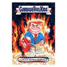 "2017 WACKY PACKAGES/GPK TRUMPOCRACY 1ST 100 DAYS ""CLIMATE DENIER TRUMP"" LIMITED"