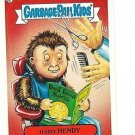 "2004 GARBAGE PAIL KIDS ALL NEW SERIES 2 {ANS2} ""HAIRY HENRY"" #24a STICKER CARD"
