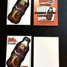 "2009 WACKY PACKAGES 5th SERIES POSTCARDS PROMO ""CROCA~COLA"" BOTH BACK VARIANTS"