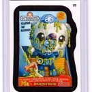 "2014 WACKY PACKAGES SERIES 1 ""OCTOSNOTS"" #20 STICKER CARD"