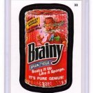 "2014 WACKY PACKAGES SERIES 1 ""BRAINY"" #33 STICKER CARD!!"