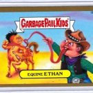 """2013 GARBAGE PAIL KIDS Brand New Series3 (BNS3)""""GOLD CARD"""" #184b *EQUINE ETHAN*"""