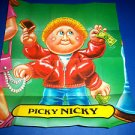 "2012 GARBAGE PAIL KIDS Brand New Series 1 ""PICKY NICKY'' POSTER"