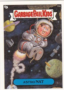 """2004 GARBAGE PAIL KIDS ALL NEW SERIES 3 """"ASTRO NAT"""" #10a"""