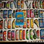 2011 WACKY PACKAGES ALL NEW SERIES 8 (ANS8) COMPLETE 55 CARD SET + MORE!!
