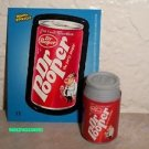 "WACKY PACKAGES ERASER SERIES 2 ""DR.POOPER"" ERASER & MATCHING STICKER #13"