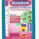 "2013 WACKY PACKAGES ALL NEW SERIES 10 {ANS10} BLUE BORDER ""BENADROOL"" #47"