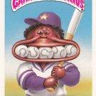 """1986 GARBAGE PAIL KIDS ORIGINAL 4TH SERIES """"TOOTH LES"""" #140b  NM"""
