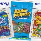 2011 WACKY PACKAGES ALL NEW SERIES 8 (ANS8) SILVERS *PICK ONE* COMPLETE YOUR SET