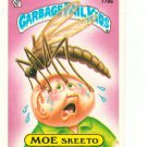 "1986 GARBAGE PAIL KIDS ORIGINAL 5th SERIES ""MOE SKEETO"" #179a  NM"