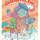"1986 GARBAGE PAIL KIDS ORIGINAL 6TH SERIES ""BRUSHED-OFF BRENDA"" #214b  NM"