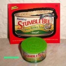 "WACKY PACKAGES ERASER SERIES 2 ""STUMBLE BEE"" ERASER & MATCHING STICKER #20"