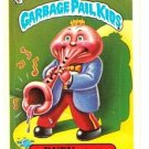 "1986 GARBAGE PAIL KIDS ORIGINAL 4TH SERIES ""RUDY TOOT"" #144b STICKER CARD"