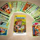"2016 GARBAGE PAIL KIDS PRIME SLIME SERIES ""PICK-A-SINGLE"" GREEN BORDER ONLY $1"