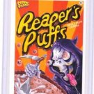 "2012 CEREAL KILLERS 1ST SERIES ""REAPER'S PUFFS"" #55 STICKER-ONLY 99 CENTS"