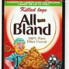 "2017 Wacky Packages 50th Anniversary OVERSIZE ART CARD ""ALL BLAND CEREAL"" #4"