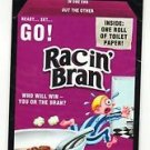 "2017 Wacky Packages 50th Anniversary OVERSIZE ART CARD ""RACIN'BRAN"" #3"