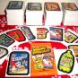 2013 WACKY PACKAGES ALL NEW SERIES 10 {ANS10} LOT OF 30 DIFFERENT STICKER CARDS