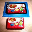 "WACKY PACKAGES ERASER SERIES 1 ""JELLY BULLY"" ERASER & MATCHING STICKER #12"