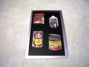 2014 WACKY PACKAGES CHROME SERIES 1 WACKY AD #20 CARD