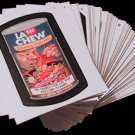 WACKY PACKAGES ANS9 *AWFUL APPS or LAME GAMES*CARDS ( PICK 1 ) SINGLES!! $1 EACH