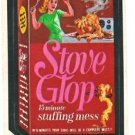 "1974 WACKY PACKAGES ORIGINAL 10TH SERIES ""STOVE GLOP"" STICKER"