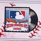 """2016 WACKY PACKAGES BASEBALL SERIES 1 LACE BORDER """"RECORD BREAKING HITS"""" #64"""