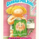 "1986 GARBAGE PAIL KIDS ORIGINAL 5th SERIES ""TERRI CLOTH"" #169b  NM"