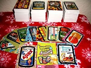 2008 WACKY PACKAGES FLASHBACK SERIES 2 {FB2} LOT OF 30 DIFFERENT STICKER CARDS