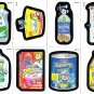 """2011 WACKY PACKAGES ALL NEW SERIES 8 {ANS8} """"PACK TO THE FUTURE"""" SET 10/10"""