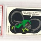"1975 MARVEL COMIC BOOK HEROES ""DR.OCTOPUS"" PSA GRADED 7 NM"