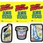 2005 WACKY PACKAGES ALL NEW SERIES 2 (ANS2) **THREE BONUS STICKERS** B5,B6,B7