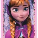 PANINI DISNEY FROZEN ALBUM STICKER GLITTER!  A10 HARD TO FIND
