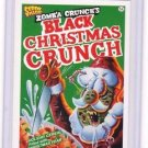 "2012 CEREAL KILLERS 1ST SERIES ""BLACK CHRISTMAS CRUNCH""#54 STICKER-ONLY 99 CENTS"