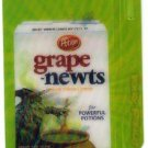 """2011 WACKY PACKAGES ALL NEW SERIES 8 {ANS8} MOTION TAG """"GRAPE-NEWTS"""" #10"""