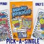 2012 WACKY PACKAGES ALL NEW SERIES 9 (ANS9) SILVERS *PICK ONE* COMPLETE YOUR SET